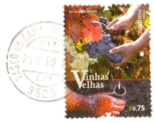 Azores stamp