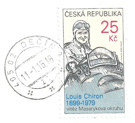 Czech stamps