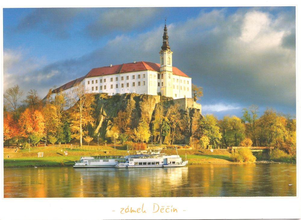 Czech postcard