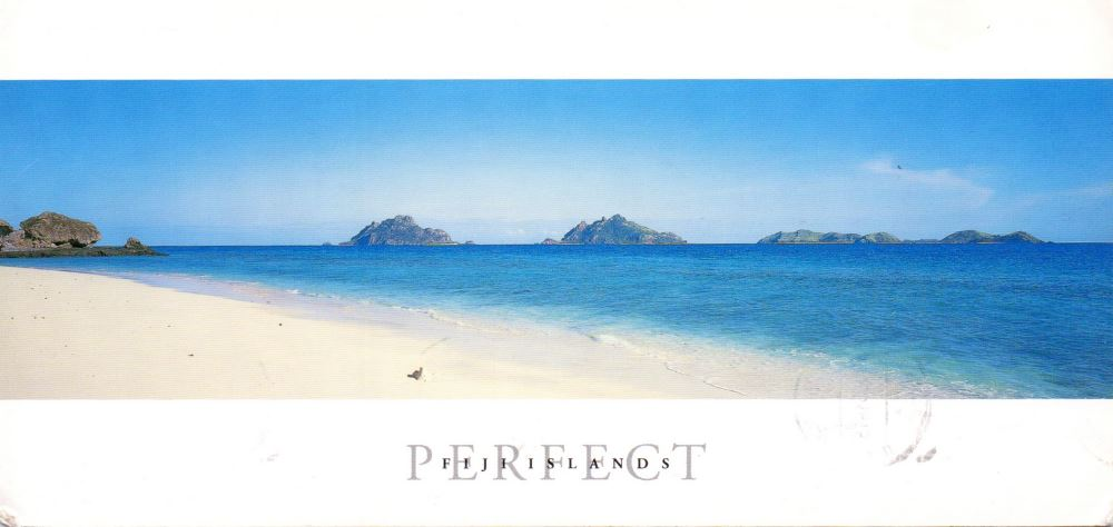Fiji postcard