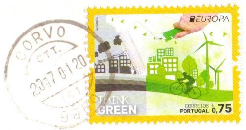 Azores stamp