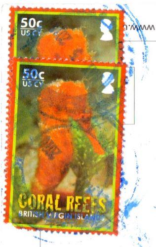 British Virgin Islands stamps