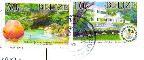 Belize stamps