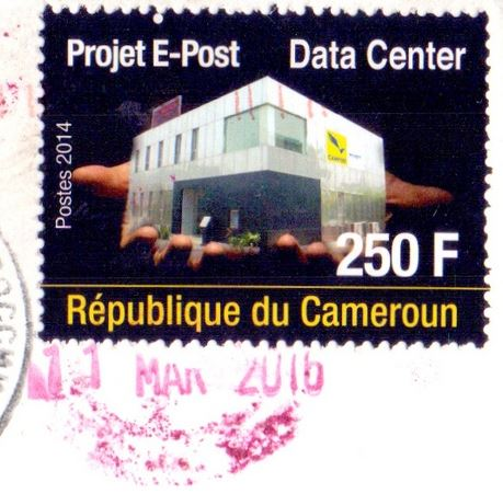 Cameroon stamps