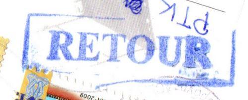 Retour postmark