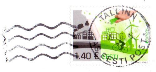 Estonia stamps