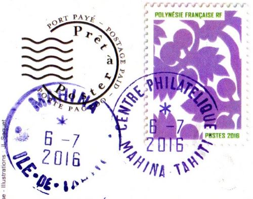 French Polynesia stamps