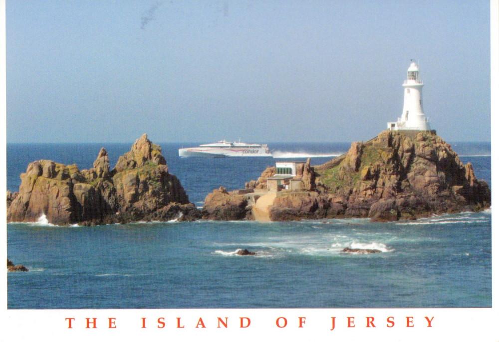 Jersey postcard