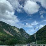 Sochi road to Krasnaya Polyana